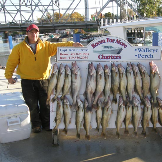 Lake erie fishing gallery for Lake erie fishing charters